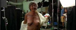 Dustin Hoffman boobies topless