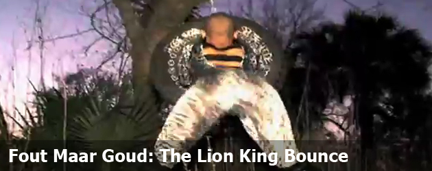 Fout Maar Goud: The Lion King Bounce