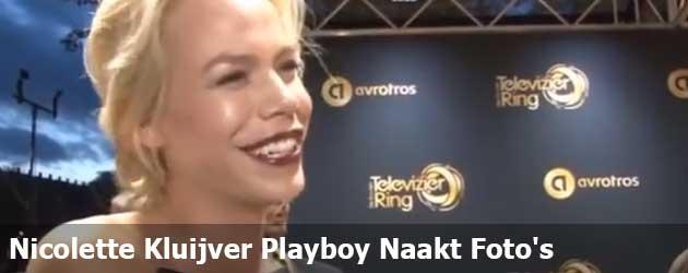 Nicolette Kluijver Playboy Naakt Foto's
