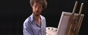 Bob Ross Spoof