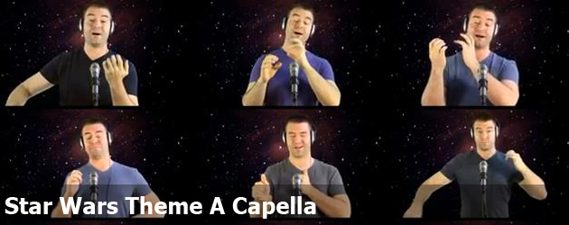 Star Wars Theme A Capella