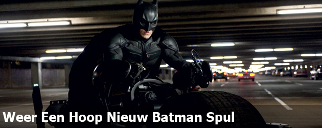 Weer Een Hoop Nieuw Batman Spul