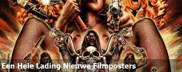 Een Hele Lading Nieuwe Filmposters