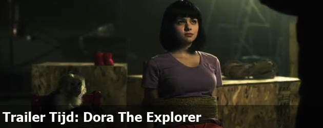 Trailer Tijd: Dora The Explorer