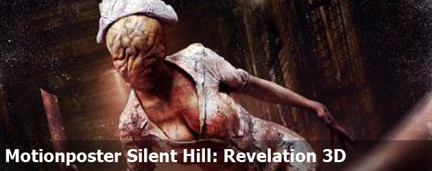 Motionposter Silent Hill: Revelation 3D