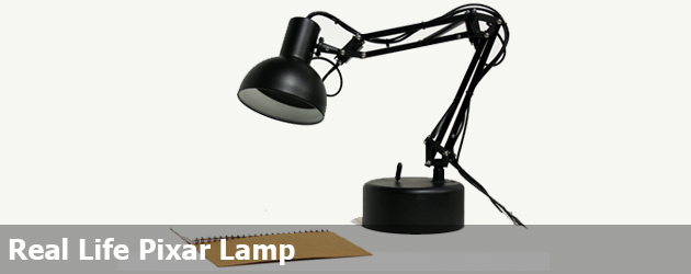 Real Life Pixar Lamp