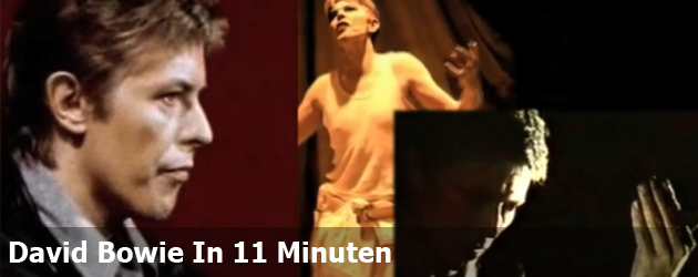 David Bowie In 11 Minuten