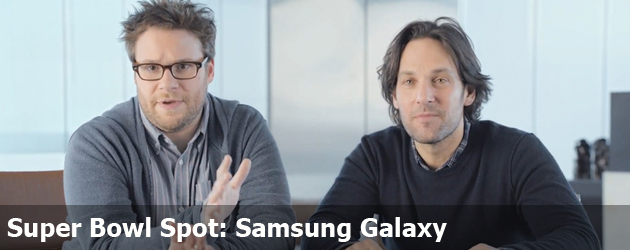Super Bowl Spot: Samsung Galaxy