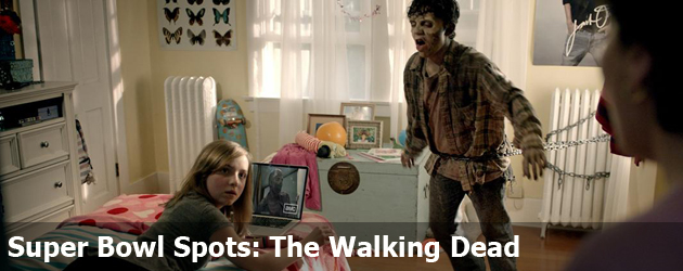 Super Bowl Spots: The Walking Dead