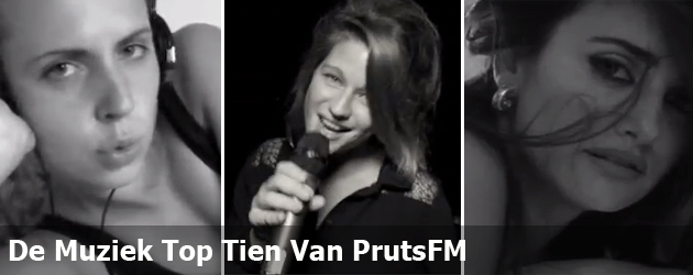 De Muziek Top Tien Van PrutsFM