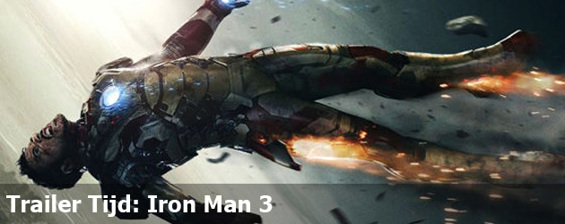 Trailer Tijd: Iron Man 3