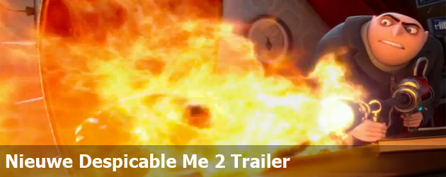 Nieuwe Dispicable Me 2 Trailer