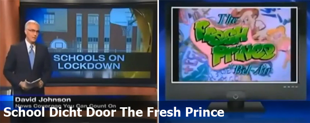 School Dicht Door The Fresh Prince