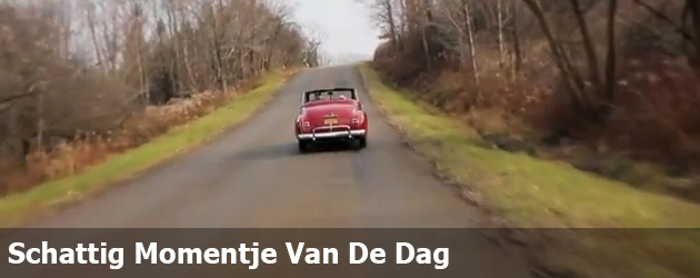 Schattig Momentje Van De Dag; De 1e auto van je ouders terug kopen