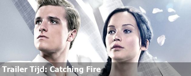 Trailer Tijd: Catching Fire
