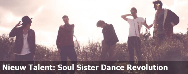 Nieuw Talent: Soul Sister Dance Revolution