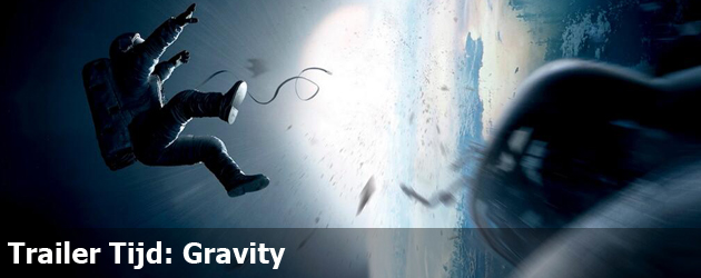 Trailer Tijd: Gravity
