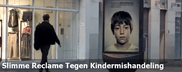 Slimme Reclame Tegen Kindermishandeling