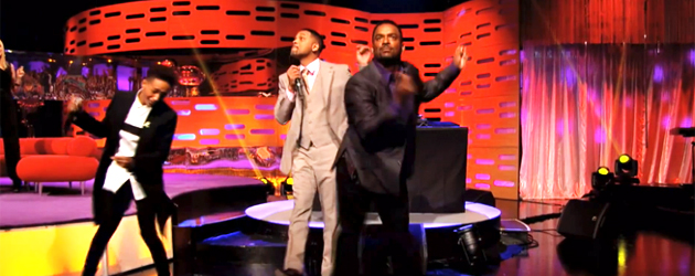Will Smith & Carlton Bij Graham Norton