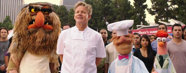 Cook Off: Gordon Ramsey Vs. Swedish Chef