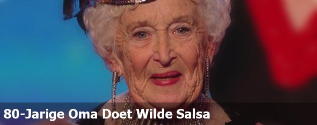 Wilde Oma