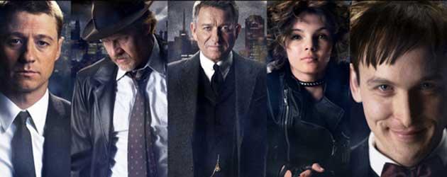 Nieuwe Trailer Gotham