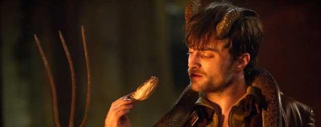 Trailer: Horns Met Daniel Radcliffe