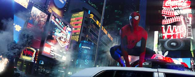 Winnen! The Amazing Spider-Man 2 Pakket