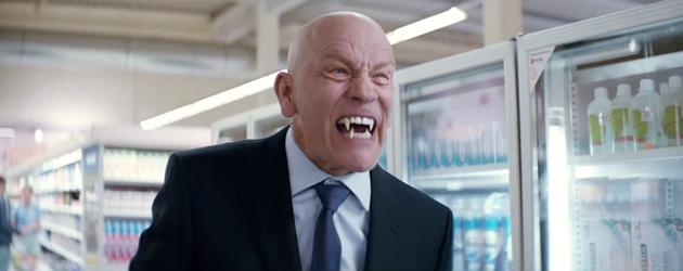 Malkovich Als Vampier In Franse Commercial