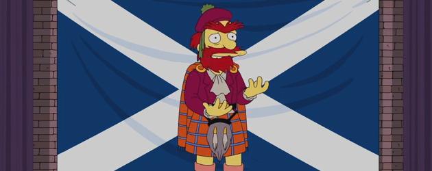The Simpsons Over De Schotland Discussie