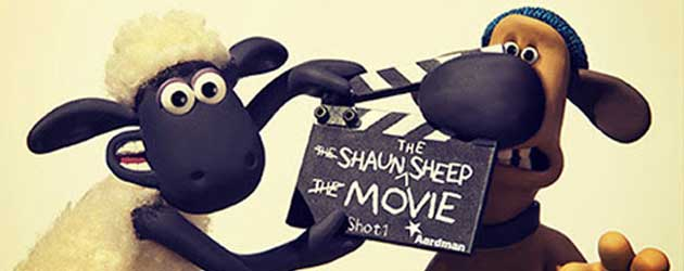Nieuwe Trailer Shaun The Sheep Movie