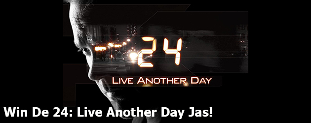 Win De 24: Live Another Day Jas