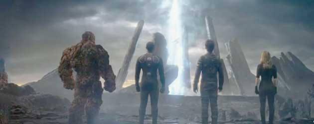 Eerste Trailer Fantastic Four
