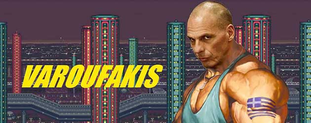 Varoufakis Greek Minister Of Awesome