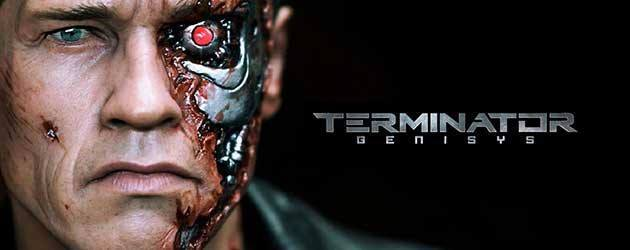 Postervideo Terminator Genisys