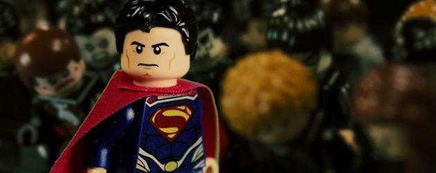 Batman V Superman: Dawn Of Justice In LEGO