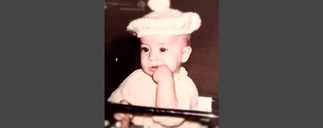 Celebrity Babyfoto Raden