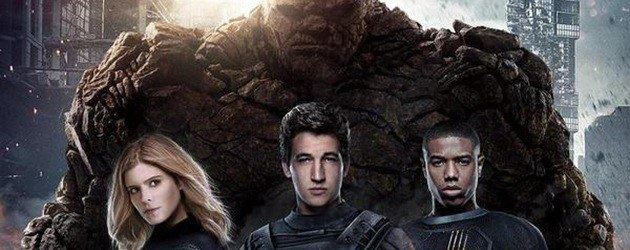 Nieuwe Trailer Fantastic Four