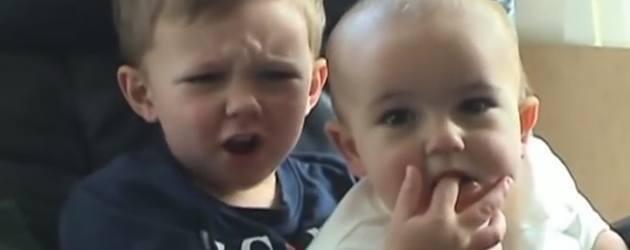 Toen & Nu: De Charlie Bit My Finger Jongens