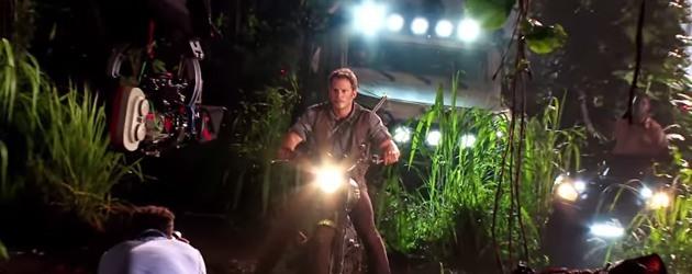 Chriss Pratt Over De Stunts Van Jurassic World