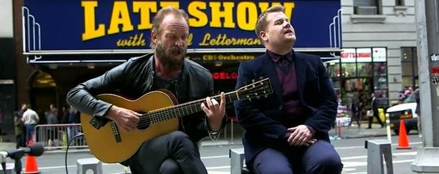 PrutsFM.nl Het is over en uit. De Late Show met David Letterman is niet meer. In De Late Late Show van James Corden werd er een serenade aan de Talk show grootheid gebracht. We zullen je missen David.