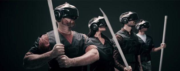 Vet! Virtual Reality Theme Park The Void