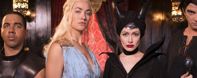 Rap Battle! Daenerys Vs. Maleficent