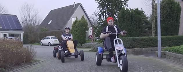 Een Heerlijke Nederlandse Stressed Out Parodie