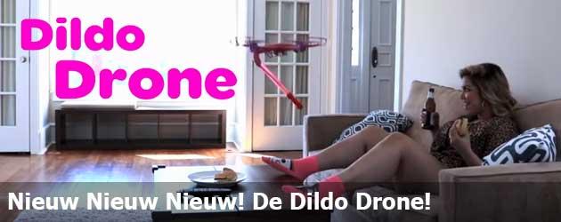 Nieuw Nieuw Nieuw! De Dildo Drone!