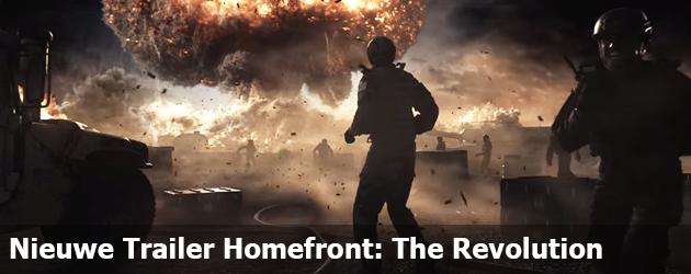 Nieuwe Trailer Homefront The Revolution