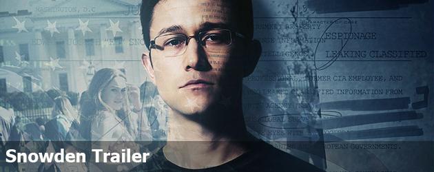 Snowden Trailer