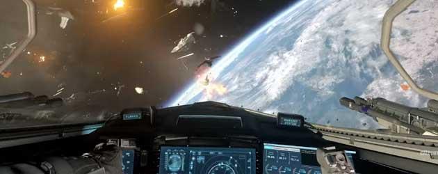 Eerste Trailer Call of Duty: Infinite Warfare