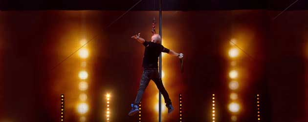 Britain's Got Talent Act Te Gevaarlijk Voor De Live Shows