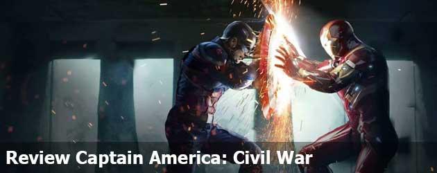 Review Captain America: Civil War